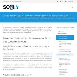 Stratégie SEO local et Google+ Local : indispensables en 2014