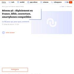 5G : tout comprendre au réseau mobile du futur en 10 questions