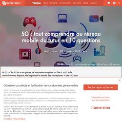 Numerama - 5G : tout comprendre au réseau mobile du futur