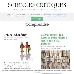 Sciences Critiques