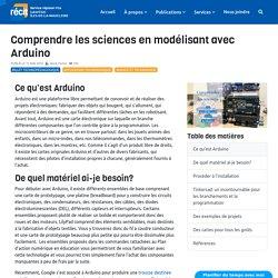 Comprendre les sciences en modélisant avec Arduino - RÉCIT FGA-11