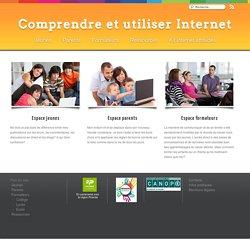 Accueil - Comprendre et utiliser Internet