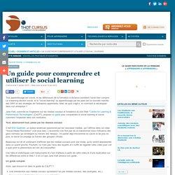 Un guide pour comprendre et utiliser le social learning