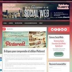 8 étapes pour comprendre et utiliser Pinterest
