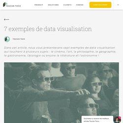Data visualisation : comprendre le potentiel de cet outil en sept exemples