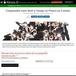 Comprendre votre droit à l'image en France en 5 points