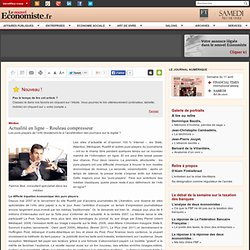 Actualité en ligne – Rouleau compresseur