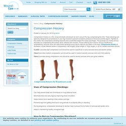 Compression Hosiery / Latest News & Updates