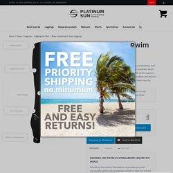 Male Compression Swim Leggings - Platinum Sun