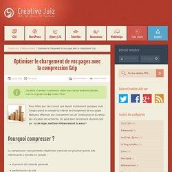 Optimiser le chargement de vos pages avec la compression Gzip - Tutoriels