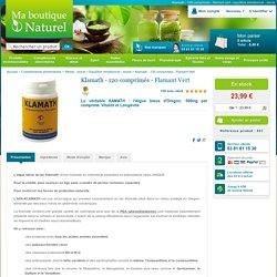 Klamath - 120 comprimés - flamant vert - equilibre émotionnel - moral