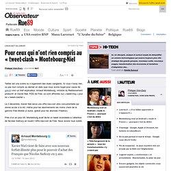 Pour ceux qui n'ont rien compris au «tweet-clash» Montebourg-Niel