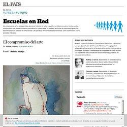 El compromiso del arte >> Escuelas en Red