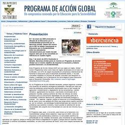 Programa de Acción Global: Compromiso renovado por la Educación para la Sostenibilidad