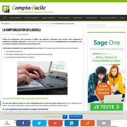 Comptabilisation et amortissement des logiciels acquis ou créés
