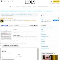 Comptabilité : Facture (Association) - Comptabilité - ABC-Lettres par l'Obs