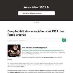 Comptabilité des associations loi 1901 : les fonds propres