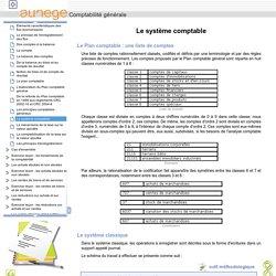 Comptabilité générale - Le système comptable