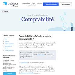 Comptabilité - Qu'est-ce que la comptabilité ?