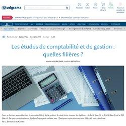 Etudes de comptabilité : filières, diplômes et finalité