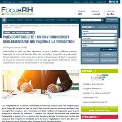 paie-comptabilité - les formations pour adultes - Focus RH