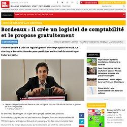 Bordeaux : il crée un logiciel de comptabilité et le propose gratuitement