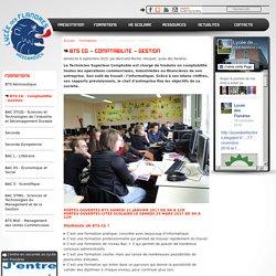 BTS CG - Comptabilité - Gestion - Lycée des Flandres à Hazebrouck entre Lille et Dunkerque