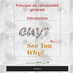 comptabilité (introduction - buts - types - droit - )
