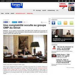 Une comptabilité occulte au groupe UMP du Sénat