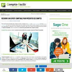 L'expert-comptable et la mission de présentation des comptes annuels