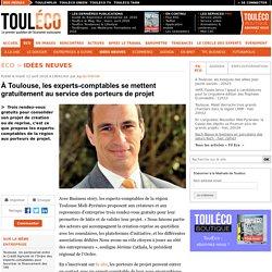 À Toulouse, les experts-comptables se mettent gratuitement au service des porteurs de projet