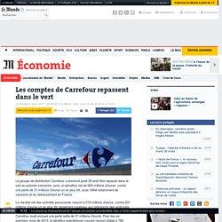 Les comptes de Carrefour repassent dans le vert