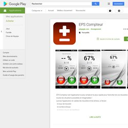 EPS Compteur - Android Apps on Google Play