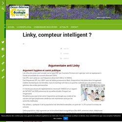 Linky, compteur intelligent ? – EELV Deux-Sèvres