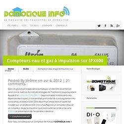 Automatisation d 39 un compteur de gaz pearltrees - Cout installation compteur gaz ...