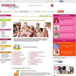 Comptines - Toutes les comptines et chansons pour enfants