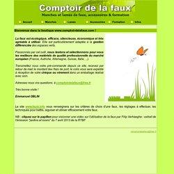 COMPTOIR DE LA FAUX - VENTE DE FAUX ET ACCESSOIRES