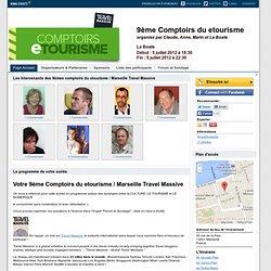 9ème Comptoirs du etourisme Marseille