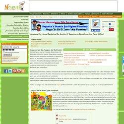 Juegos Educativos Para Niños de Alimentos Saludables – Juegos de Computadoras Flash Gratis Para Niños, Para Ensenarles La Comida Saludable A los Niños, Pirámide Alimenticia del USDA