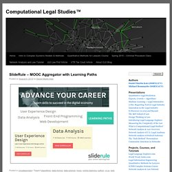 Computational Legal Studies™ | Computational Legal Studies™
