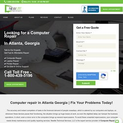 Computer Repair in Atlanta, GA