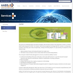 Computer Aided Facility Management (CAFM) at AABSyS
