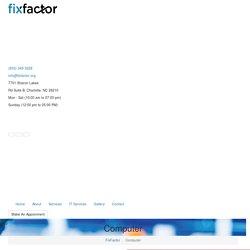 Computer - FixFactor