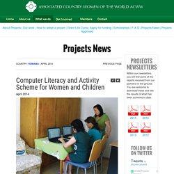 Alfabetització digital per dones i nens