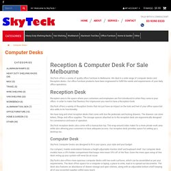 Office Computer Table and Desk For Sale In Melbourne