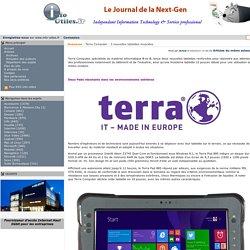 Terra Computer : 3 nouvelles tablettes musclées - Hardware