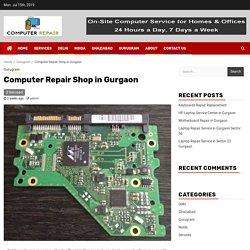 Computer Repair Shop in Gurgaon