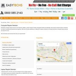Computer Repairs Swindon