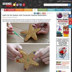 Light Up the Season with Computer Science Exploration
