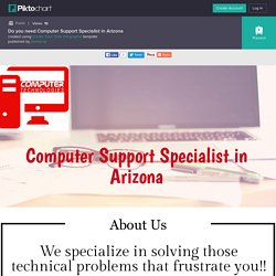 Do you need Computer Support Specialist in Arizona